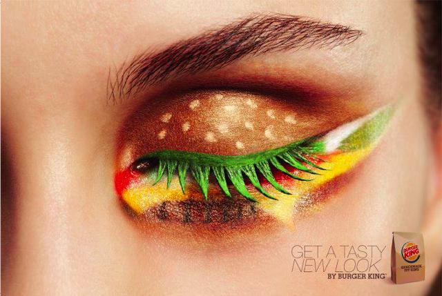 hamburger make up