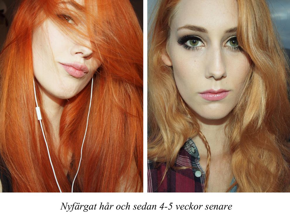 rött hår tips