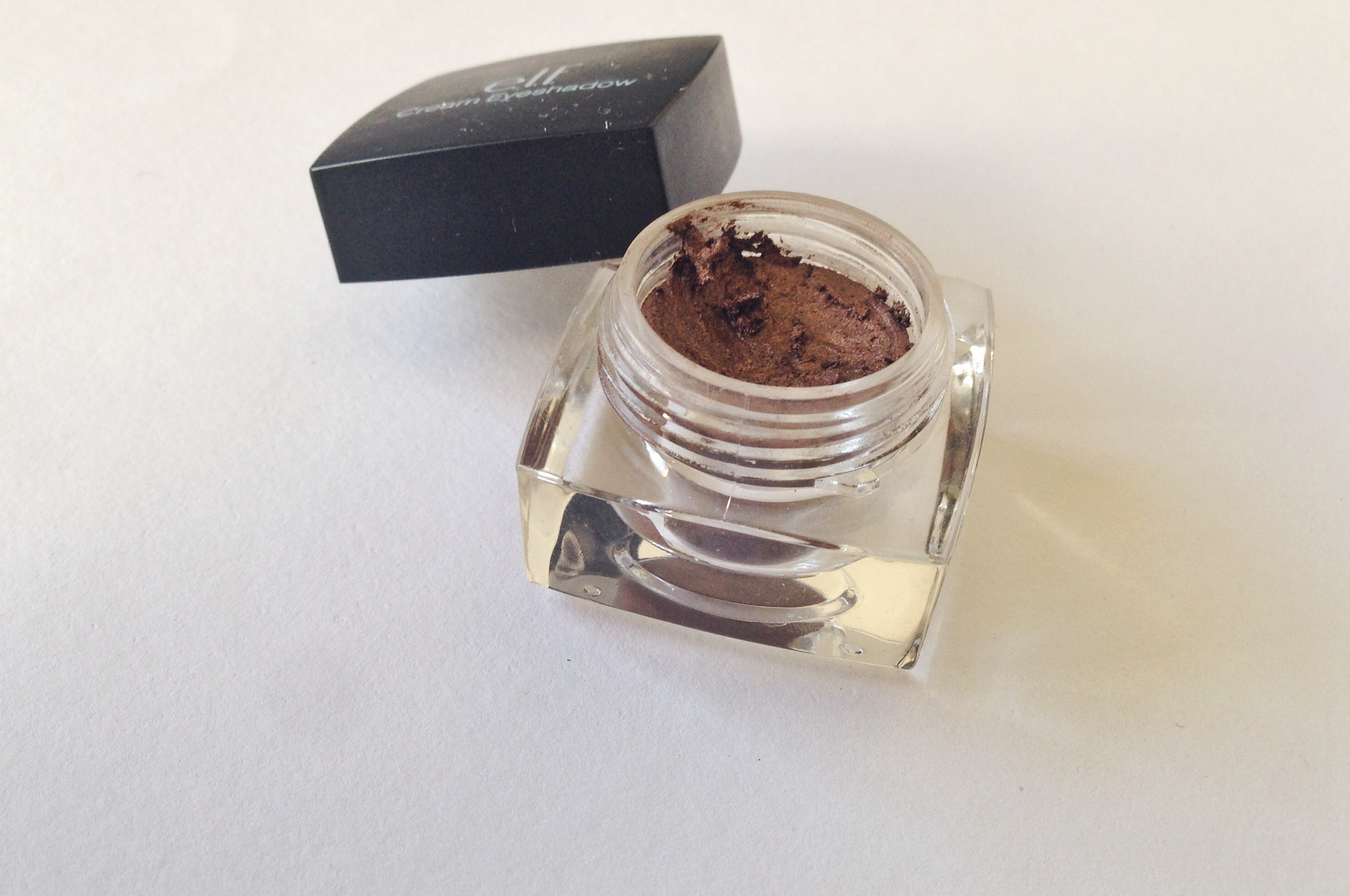 elf cream eyeshadow bornzed