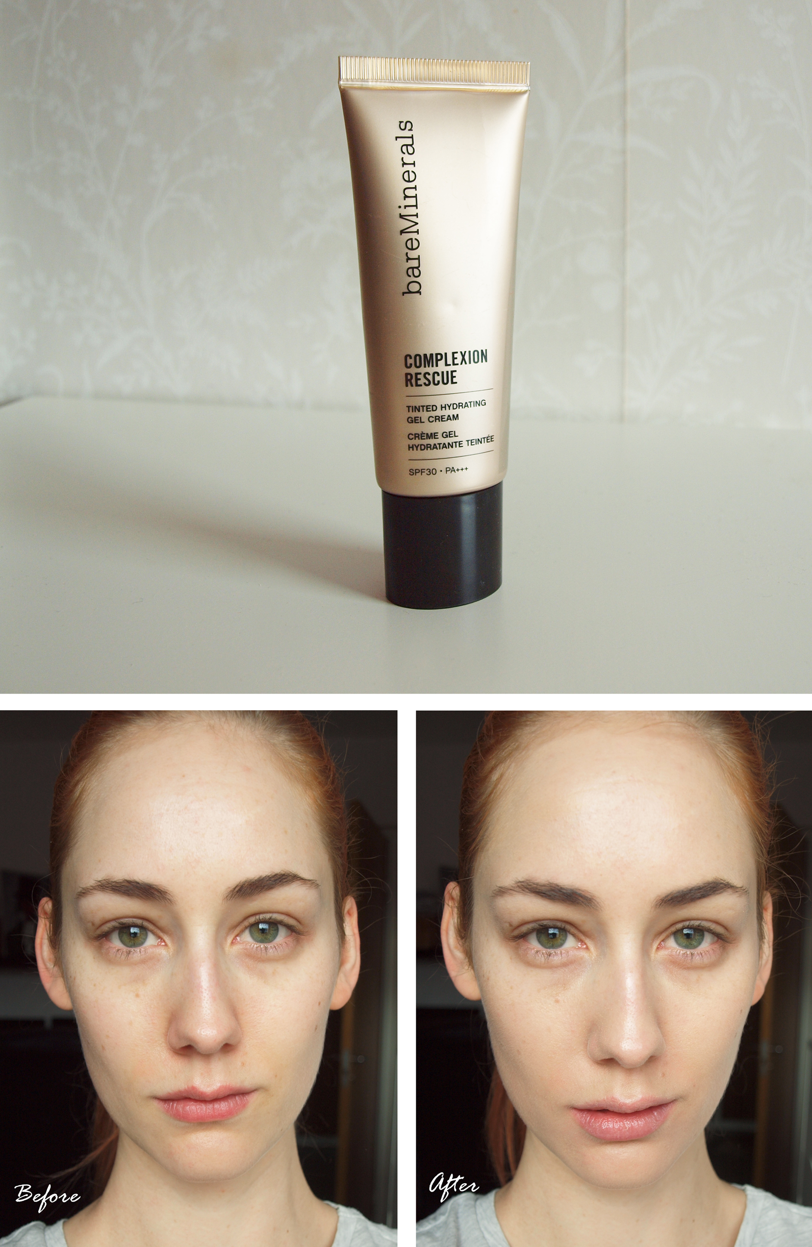 bareMinerals Complexion Rescue Tinted Hydrating Gel Cream vanilla