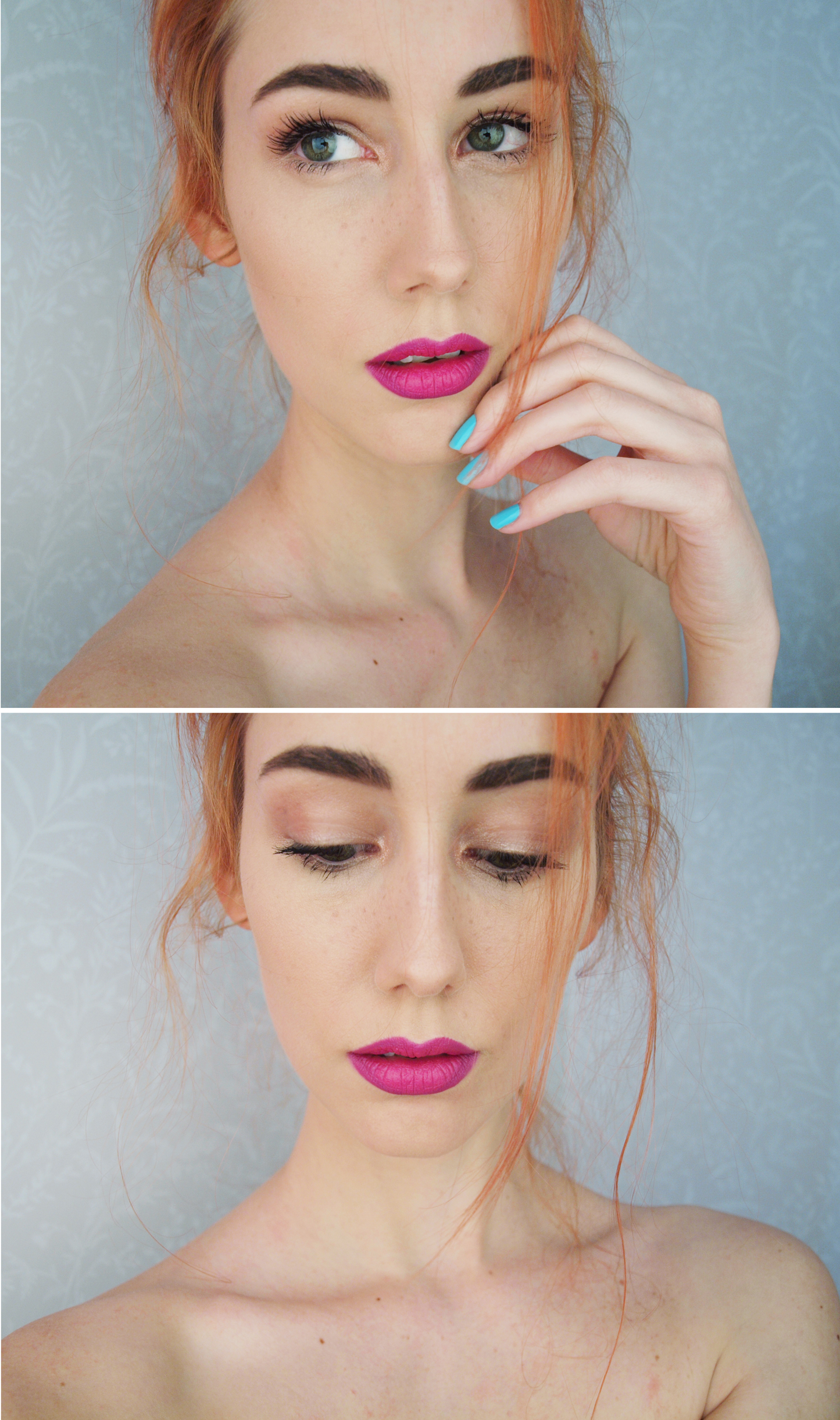 pink lips sm